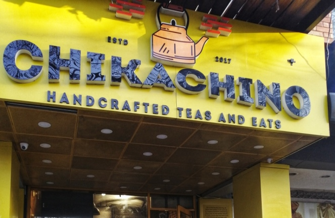 Chikachino, open space food spot in Islamabad