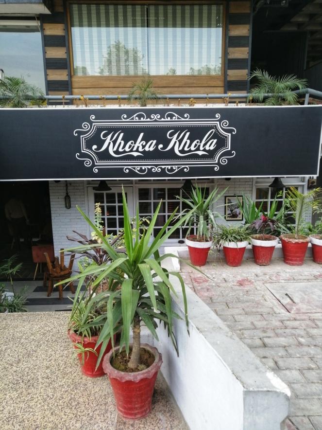 Khoka Khola cafe