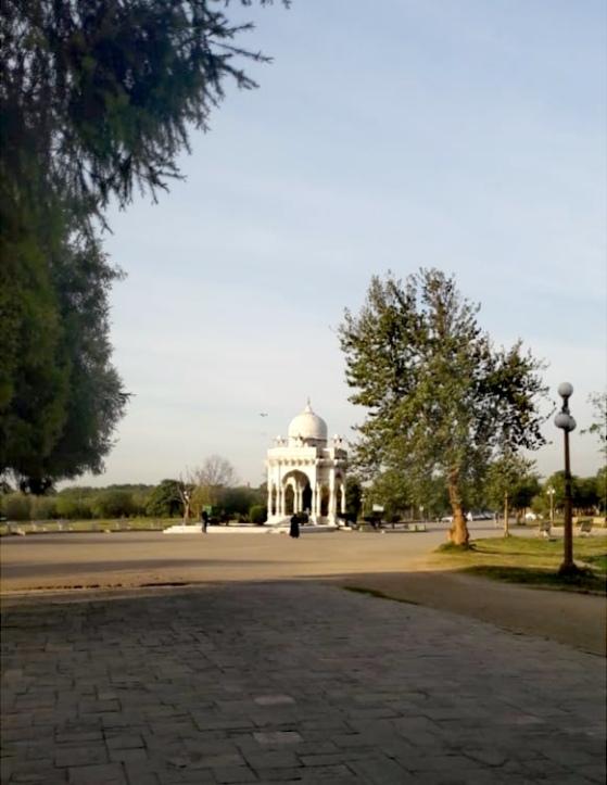 Jinnah Park, F9,Islamabad