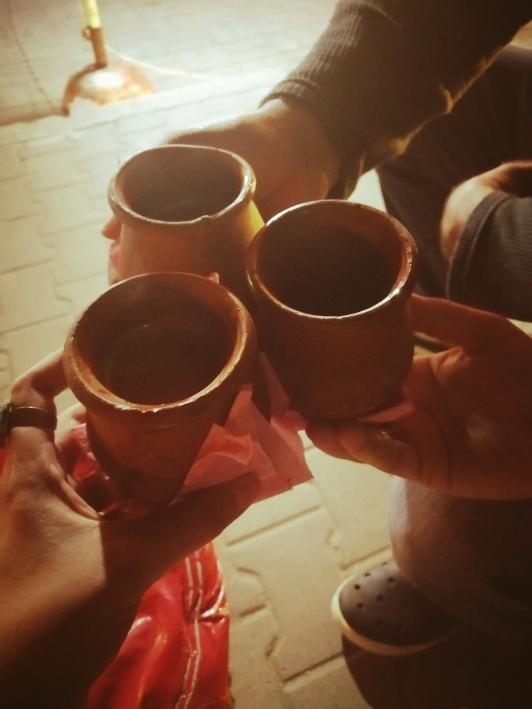 Tea at Jinnah Super,Islamabad