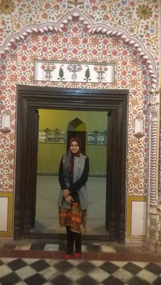 Hindu Temple, Saidpur Village, Islamabad