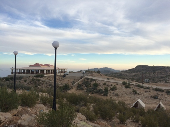 Guesthouse at Gorakh Hill